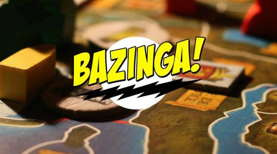Bazinga! Would you like to play? We are waiting for you in Sanbàpolis