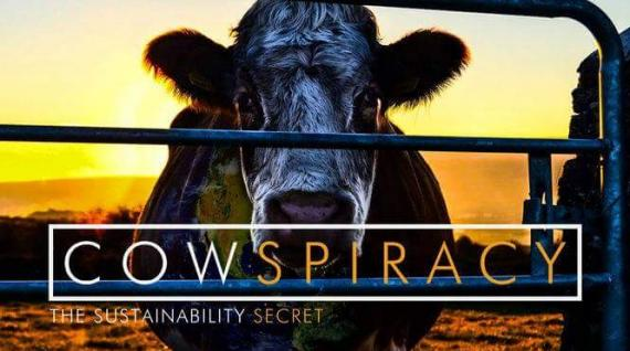 Cowspiracy, The Sustainability Secret: proiezione a Trento!