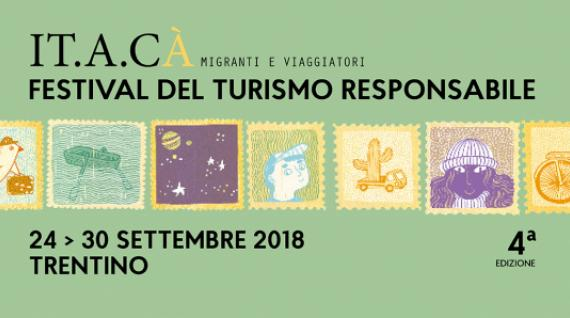 Festival IT.A.CA': il turismo in Trentino è responsabile