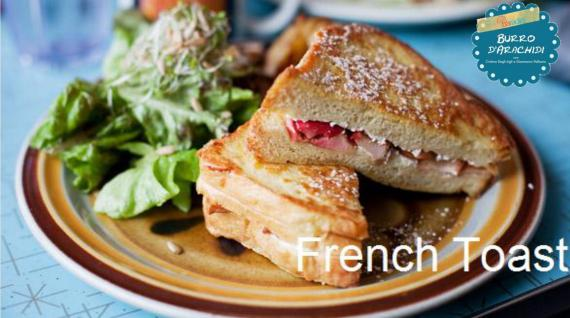 Ricetta: French Toast