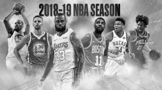 La Noche del 10 - Il power ranking dell'NBA 2018-19