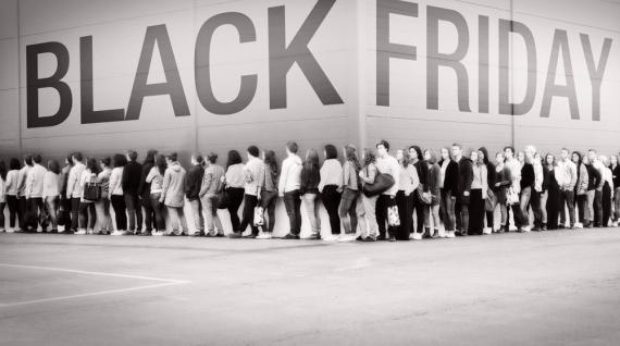 Black Friday is starting!