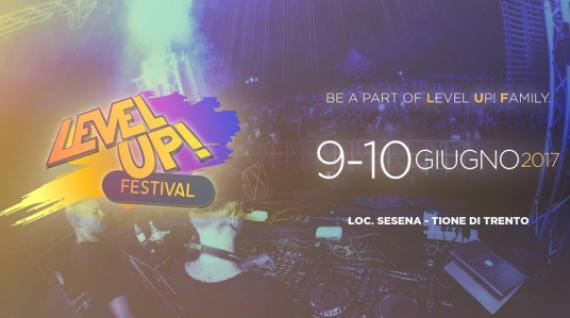 Questo weekend arriva Level Up! Festival con Sunstars, Stereoliez & more
