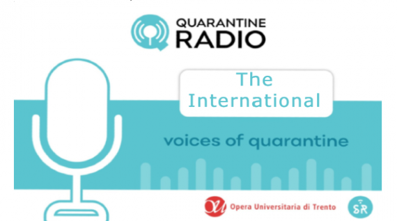 #POSTQuarantine Radio - international news by L'Universitario