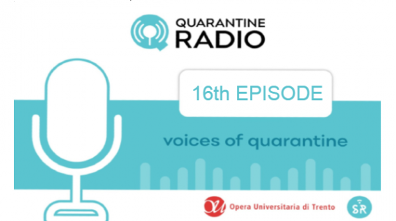 Quarantine Radio - 16th Episode
