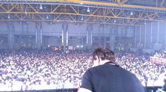 BENNY BENASSI AND FRIENDS ITALY 2014