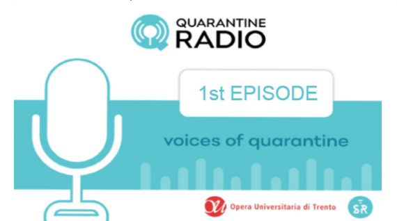 Quarantine Radio - 1st Episode