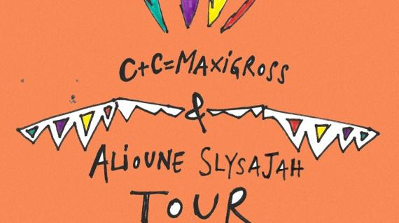 C+C Maxigross domani alla Bookique per Upload on Tour