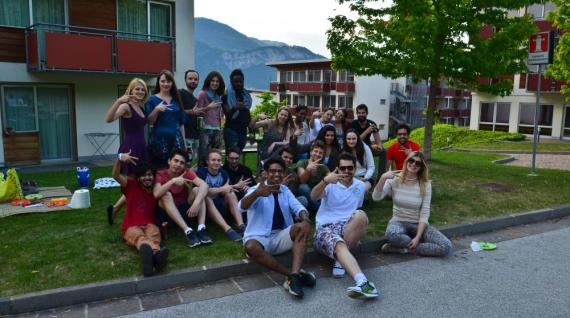 The New Student's Guide to the Galaxy Chapter 4. Student associations in Trento