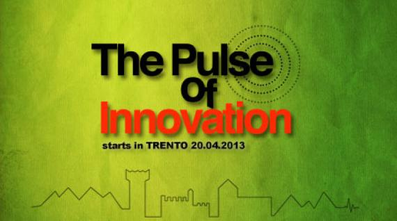 "TEDxUniTn: ""The Pulse of Innovation"""