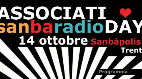 14 ottobre: Sanbaradio Day + Associati