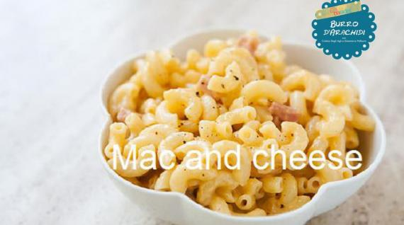 Ricetta: Mac and Cheese