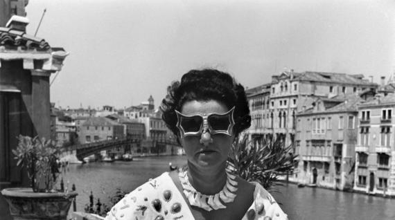 Peggy Guggenheim: Art Addict [Film Review?]