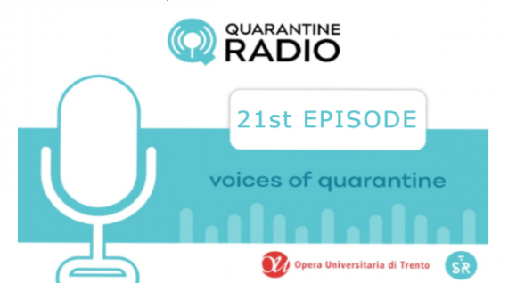 Quarantine Radio - 21th Episode