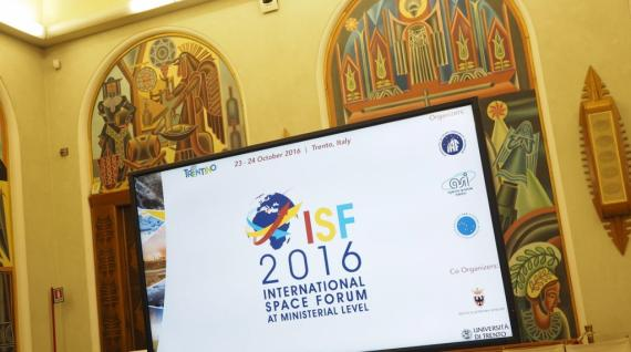 International Space Forum for Global Challenges